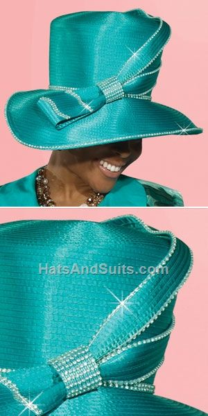 DonnaVinci Couture HATS Style H2163 Spring 2014