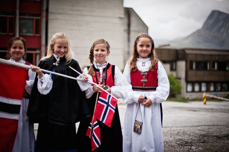 Norway's Constitution Day