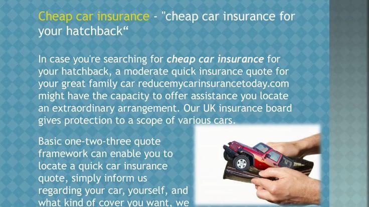 18 best pare car insurance images on Pinterest