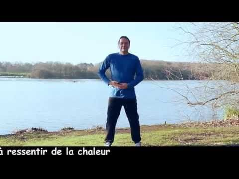 Qi Gong auto massages 1ère partie - YouTube