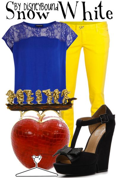 Disney Bound - Snow White