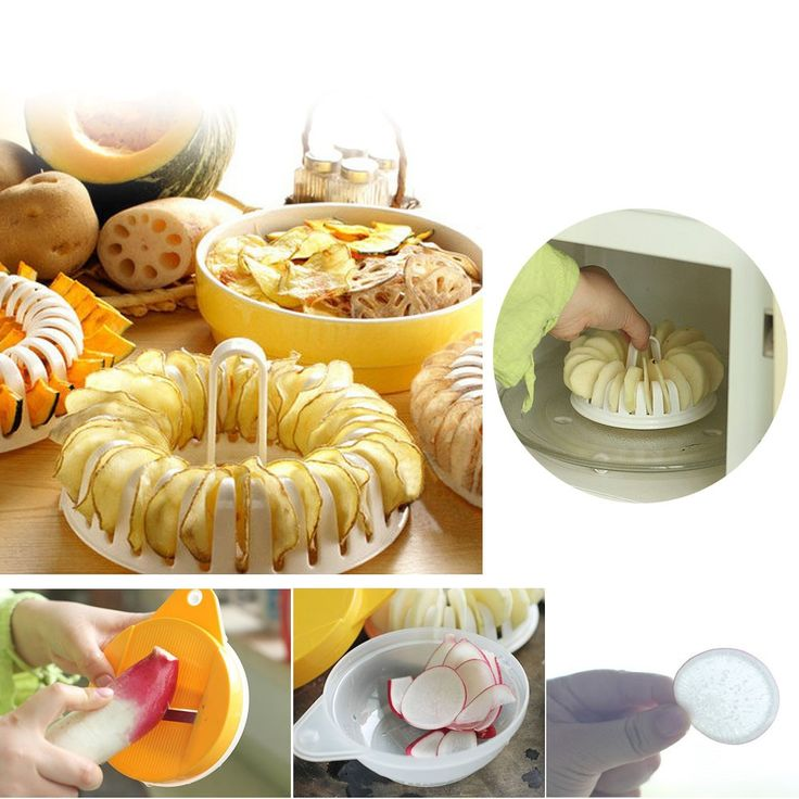 High Quality Potato Chips Microwave Machine Potato Chips Machine Baked Non-fried…