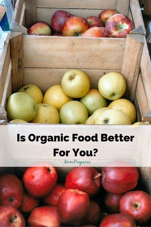 Clear differences between organic and non-organic food, study finds