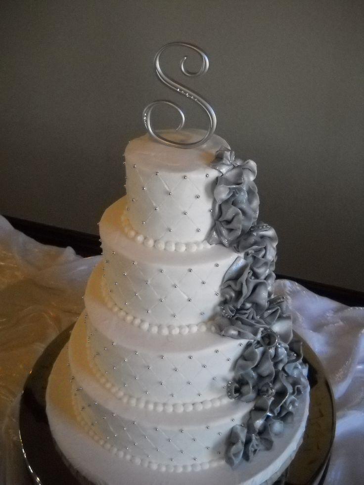 summer buttercream wedding cakes - Google Search
