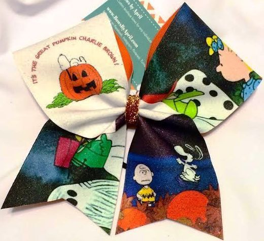 Its The Great Pumpkin Charlie Brown Quotes: 1000+ Images About My Cheer Bow Obsession! On Pinterest