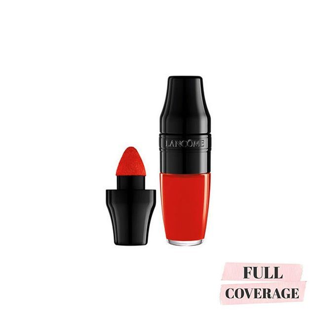 Another new matte lipstick? @harrymakesitup puts the new Matte Shaker from @lancomeofficial through its paces - find out what she thought on the new episode of Full Coverage! .  .  .  #podcast  #beautypodcast  #bblogger