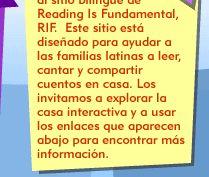 Reading is Fundamental- Un futuro brillante empieza en un libro.