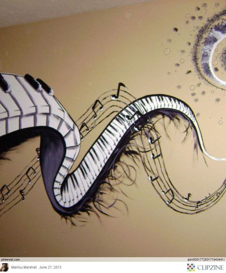 105 best wall mural ideas images on pinterest for Mural painting ideas
