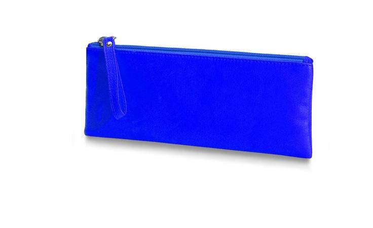 Giorgio Fedon Charme Blue Bag - GIORGIO FEDON 1919 Wallets - Boston & Boston by BRAND