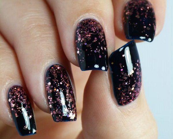 dark nail designs - Best 25+ Dark Nail Designs Ideas On Pinterest Dark Nails, Diy