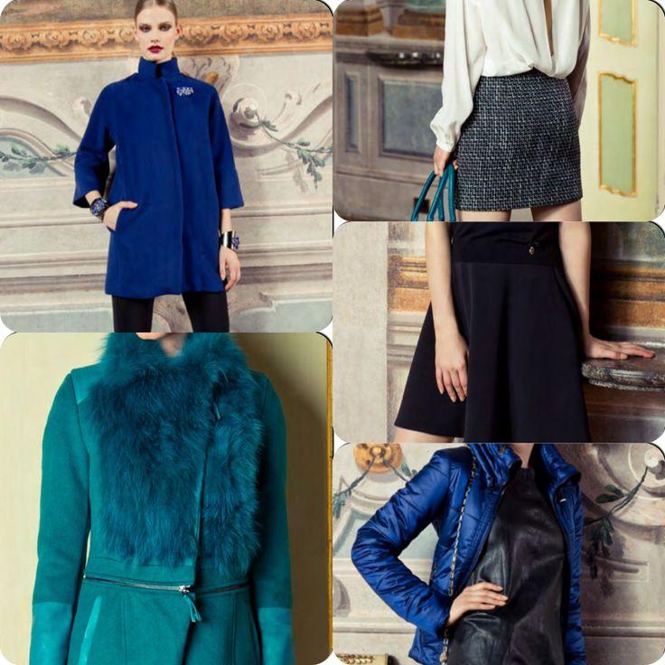 G.sel milano#fashion#woman#blue#black#venta viaroma#facebook