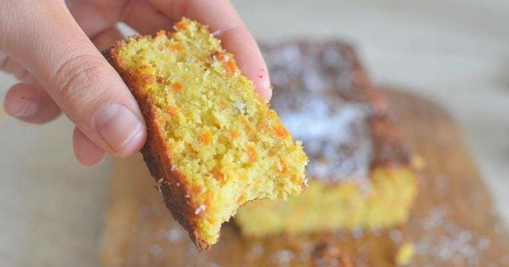 No te pierdas la receta de este dulce saludable: queque de piña y zanahoria, ¡ñam!