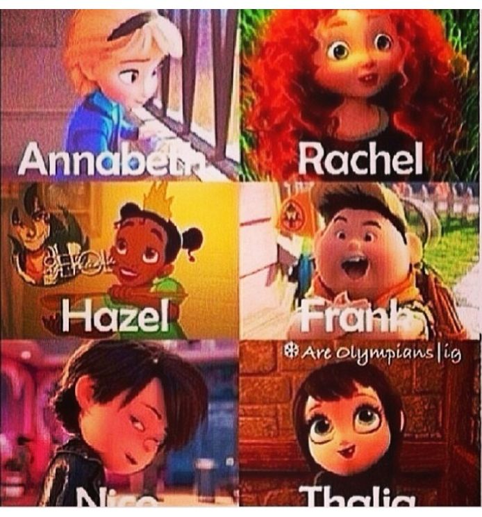 Why is this so perfect? Missing my PJ crew after finishing BoO so yeah...spamming Pinterest boards with them.