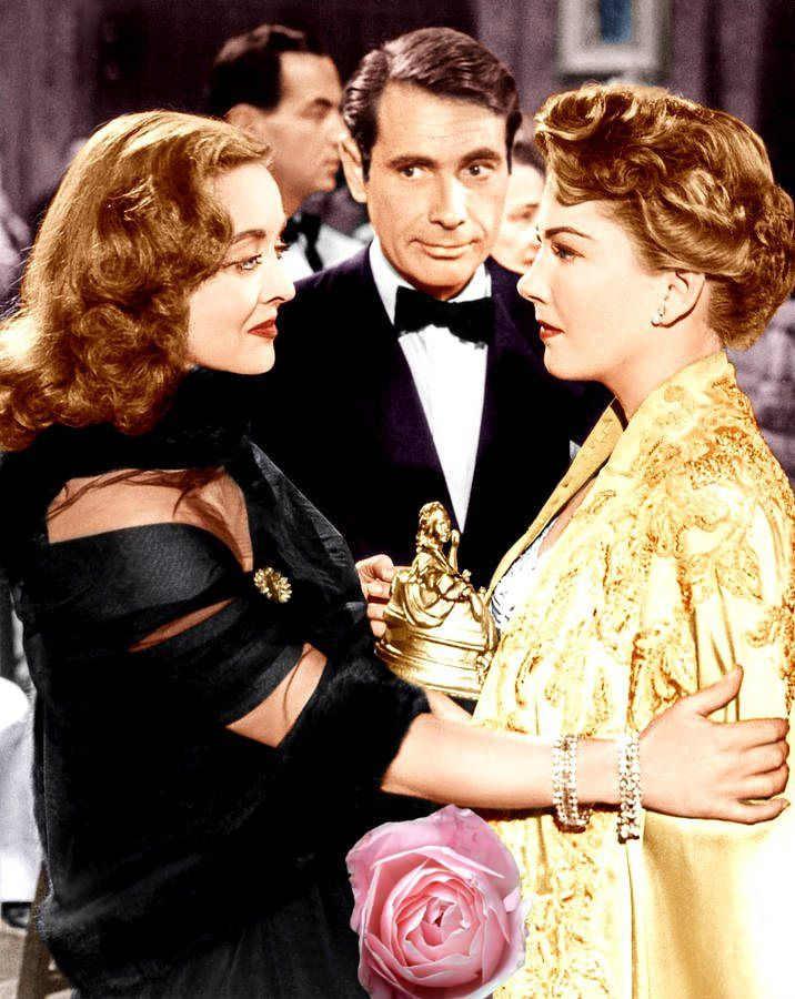 #fashion #vintage All About Glamour: Take a Look at the Famed All About Eve (1950) costumes by designers Edith Head and Charles LeMaire