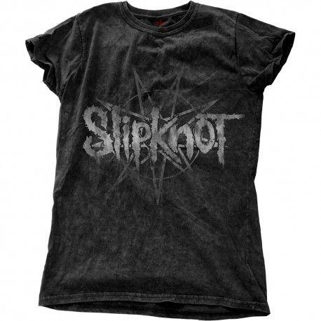 Slipknot: Logo Star (tricou fashion - dama)
