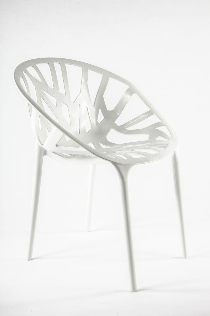 Vegetal Chair: Modern Outdoor Dining Chair http://www.franceandson.com/vegetal-chair.html