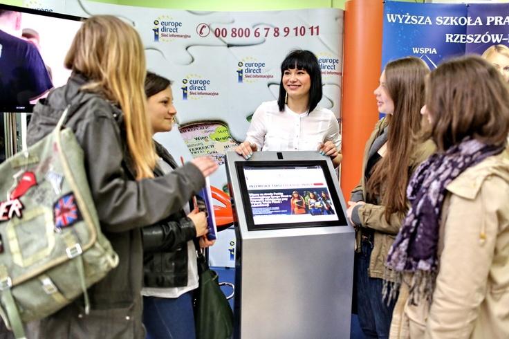Przemyskie Targi Edukacji i Pracy - kwiecień 2013