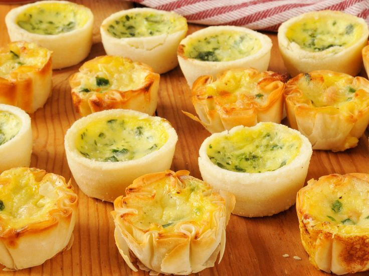 Frozen Phyllo Cups : Fill these handy shells with mac and cheese, pulled pork or black bean salsa, and forget the forks.