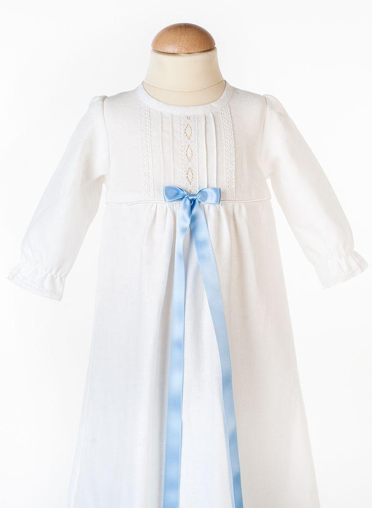 Dåpskjole tradisjon hvit