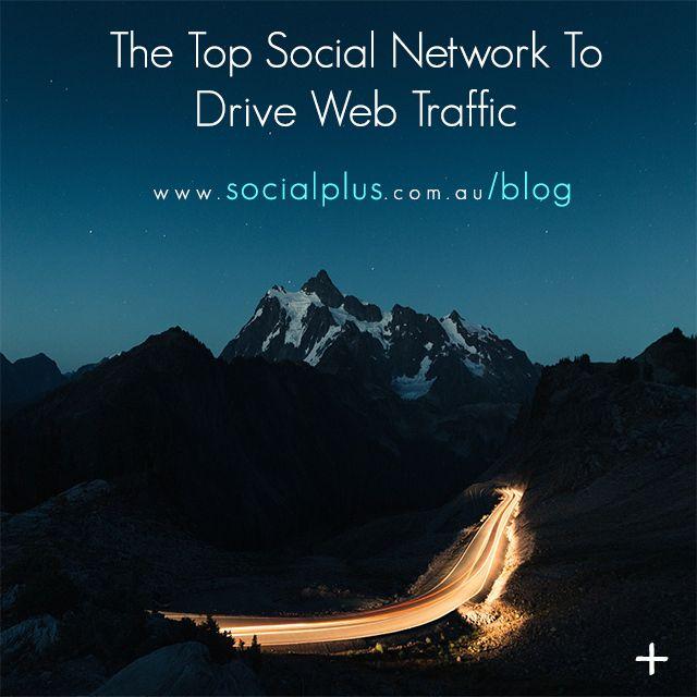 The Top Social Network To Drive Web Traffic!   #socialmedia #socialplus #webtraffic #seo #grow #connect http://goo.gl/hzFx75