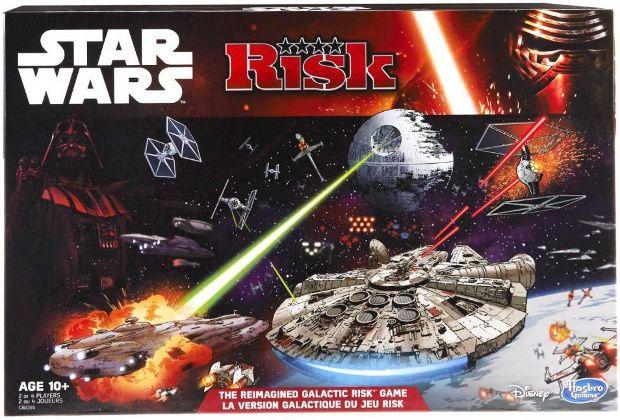 Star Wars - Risk premium VF