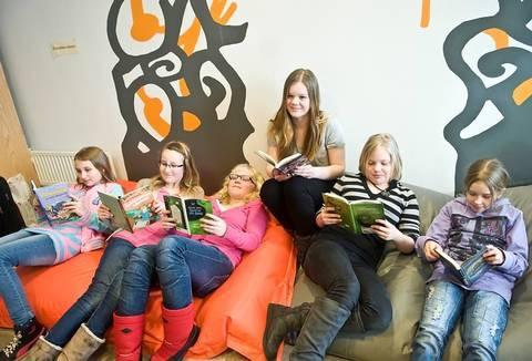 Kerjäläisprinsessa ehdolla Lasten LukuVarkaus 2013 -palkinnon saajaksi