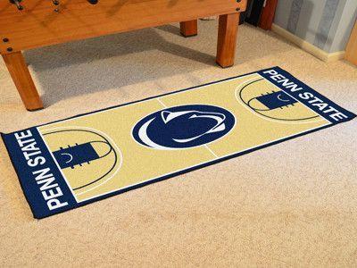"""Penn State Basketball Court Runner 30""""x72"""""""