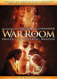 War Room | Christian Movie Review (PLUS War Room DVD Giveaway – Ends 12/26/15)