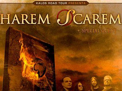 KALOS ROAD TOUR presenta a HAREM SCAREM en concierto el 27 de octubre en Barcelona y el 28 en Madrid Kalos road tour presenta a HAREM SCAREM en concierto:   27 de octubre en la sala Bikini de Barcelona  28 de octubre en la sala Arena de Madrid.   #harem scarem