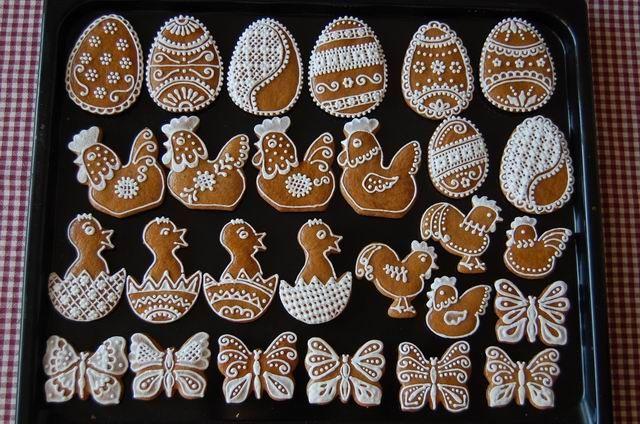 Velikonoční perníky 2011