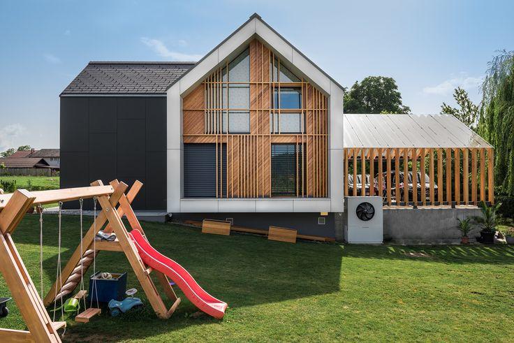 House XL / SoNo Arhitekti – nowoczesna STODOŁA | wnętrza & DESIGN | projekty DOMÓW | dom STODOŁA