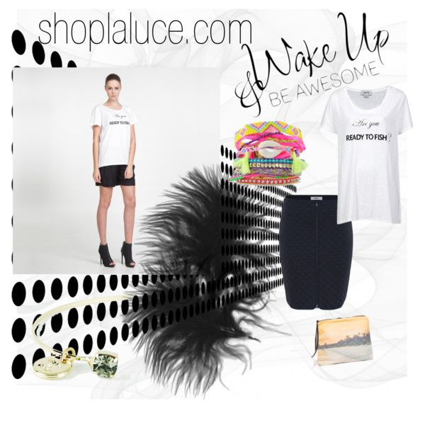 shoplaluce.com by la-luce on Polyvore featuring Zubi, Caterina Mariani and Ilja