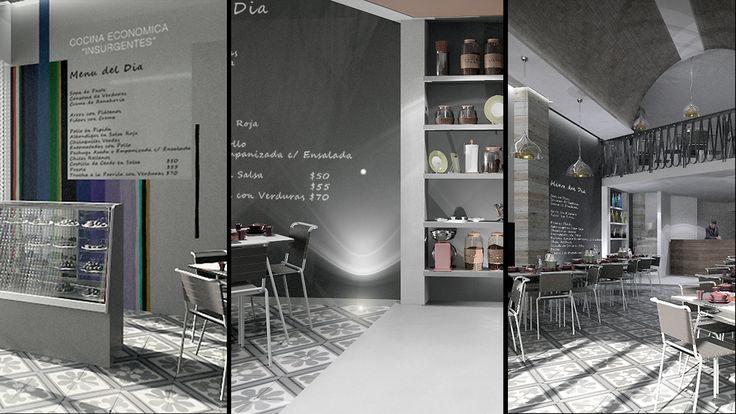 ¿Has pensado cómo contribuye el diseño de un restaurante a la experiencia del comensal?  #restaurante #restaurant #diseño #design #architecture #arquitectura #gastronomía #experiencia #funcional