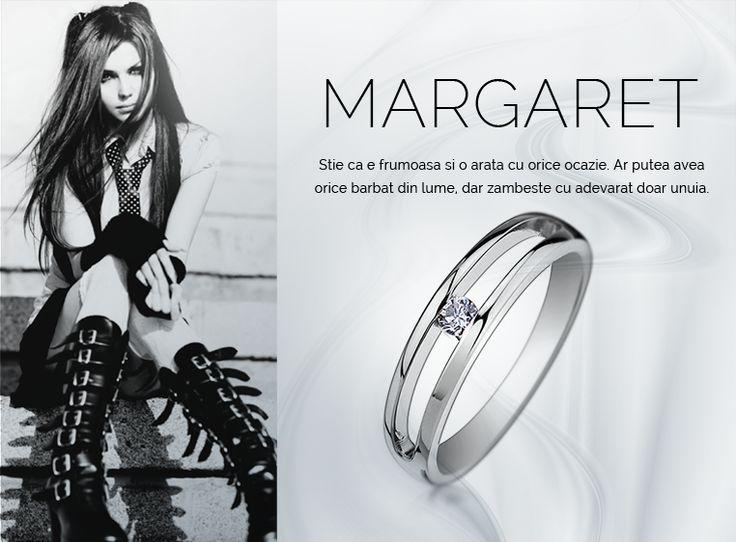 Colectia Margaret  #MadeInRomania #IneleDeLogodna www.coriolan.ro