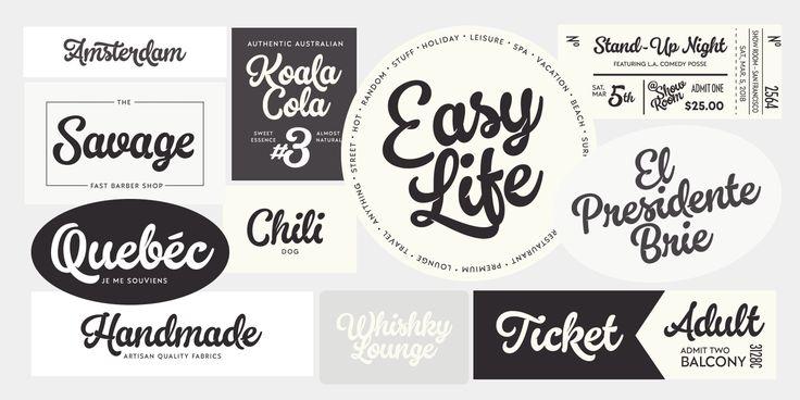 Kingfisher - Webfont & Desktop font « MyFonts