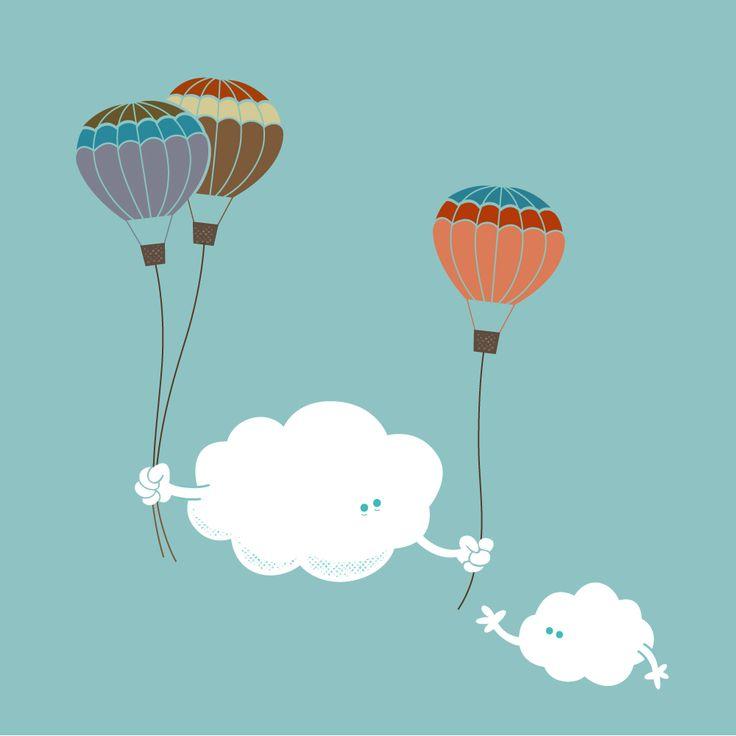 "hot air ""balloons"""