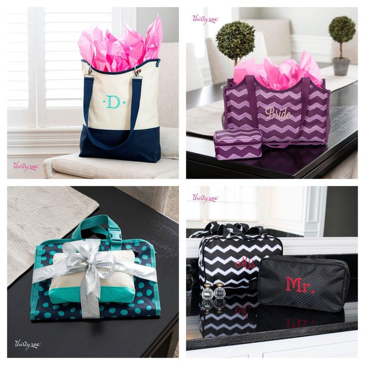 Bridal Shower Bridesmaid Gifts Or Wedding Gift Ideas Using Thirty One Products