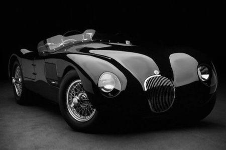 Jaguar Replica C-Type, 1951.