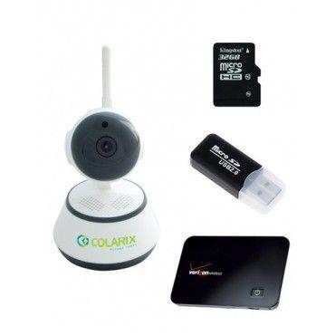 Представленный комплект IP видеонаблюдения с функцией охранной сигнализации COLARIX «ОНЛАЙН 3G +», идеально подходит для использования на даче, торговых точках (магазины, рынки, склады, салоны красоты, СТО и шиномонтажи), а также в любом другом месте, где отсутствует доступ в Интернет.