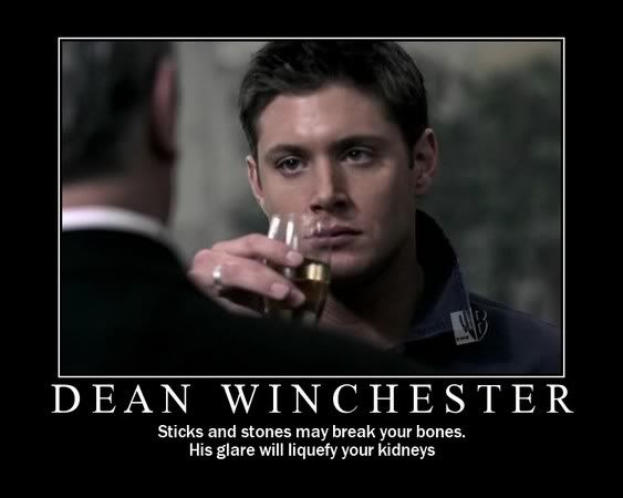 "The ""Look""... (Supernatural - Dean Winchester)"
