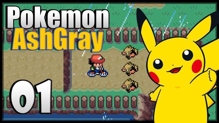Pokémon Ash Gray - Episode 1