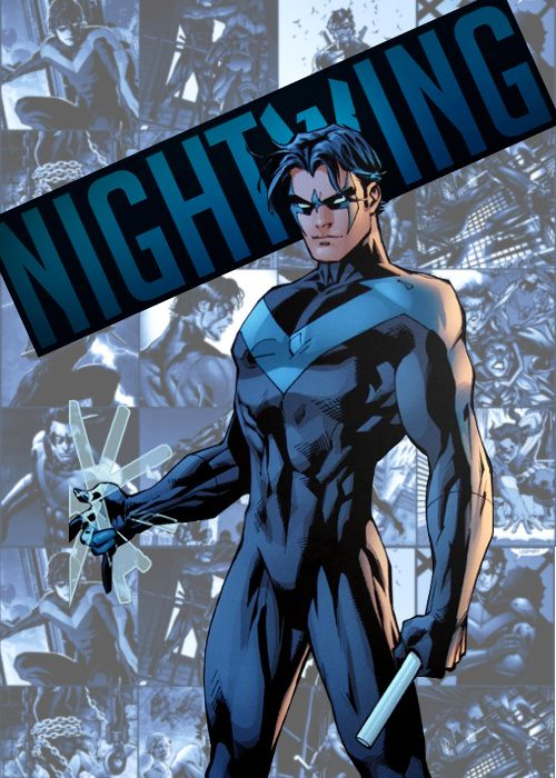 Favorite DC Characters: Dick Grayson/Nightwing