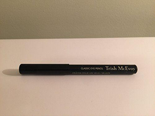 Trish McEvoy Classic Eye Pencil Black Deluxe Travel Size -- This is an Amazon Affiliate link. Read more reviews of the product by visiting the link on the image.