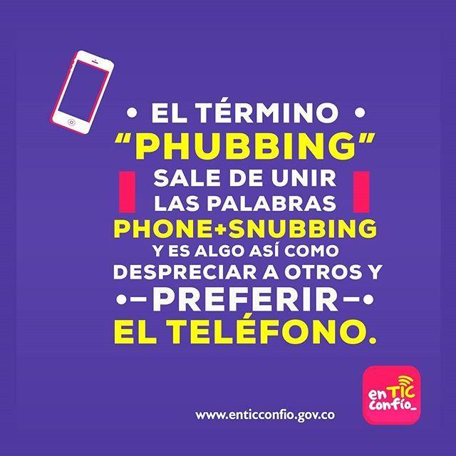 ¿Sufres de #phubbing?