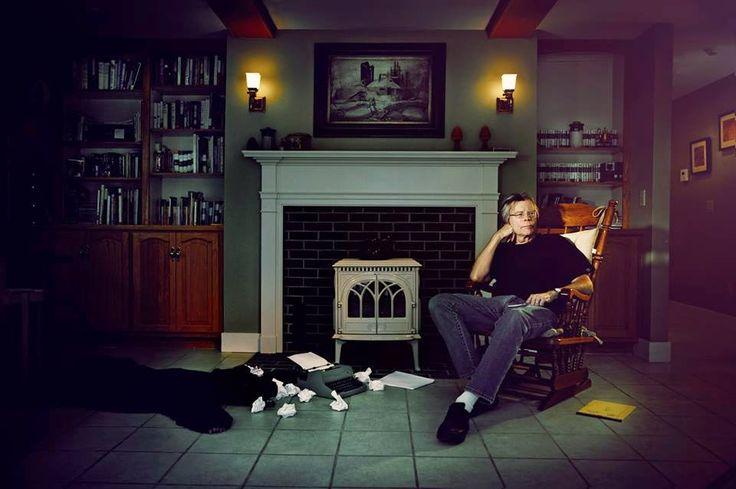 Soy Bibliotecario: Veinte consejos de Stephen King para escribir
