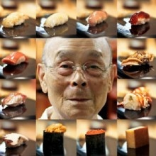 "Jiro Dreams Of Sushi | Jiro, ""without good taste you can't make good food."""