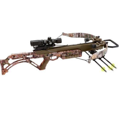 Excalibur - Matrix Bulldog 380 Crossbow Package - 380 FPS