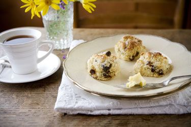 Date and lemon scones recipe, Viva – visit Food Hub for New Zealand recipes using local ingredients – foodhub.co.nz