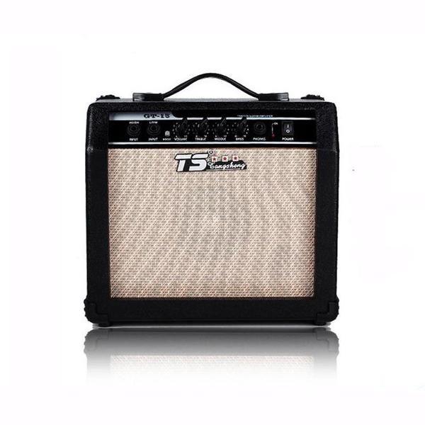 15w Digital Acoustic Guitar Speaker 5 Inch 3 Bands Effects 2 Simulation Effect Earphone Input Acoustic Guitar Amp Acoustic Guitar Pictures Acoustic Guitar