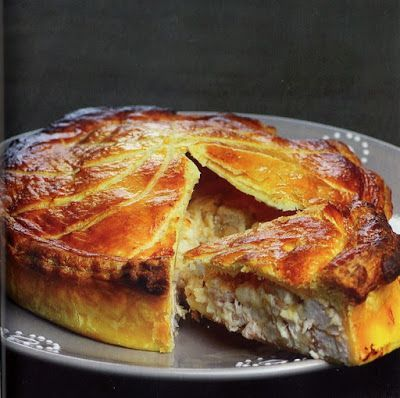 Tourte au poulet/Chef Royale: